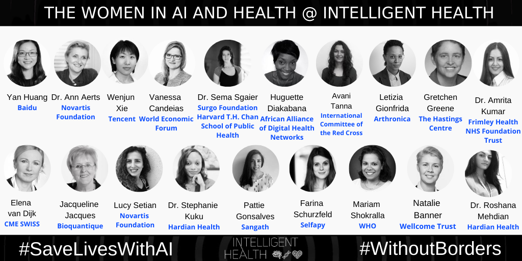 The women in AI and health-2